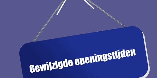 Robert Schilte Orthopedie Gewijzigde-openingstijden
